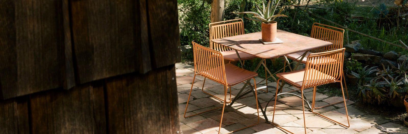 Muebles exterior Ondarreta