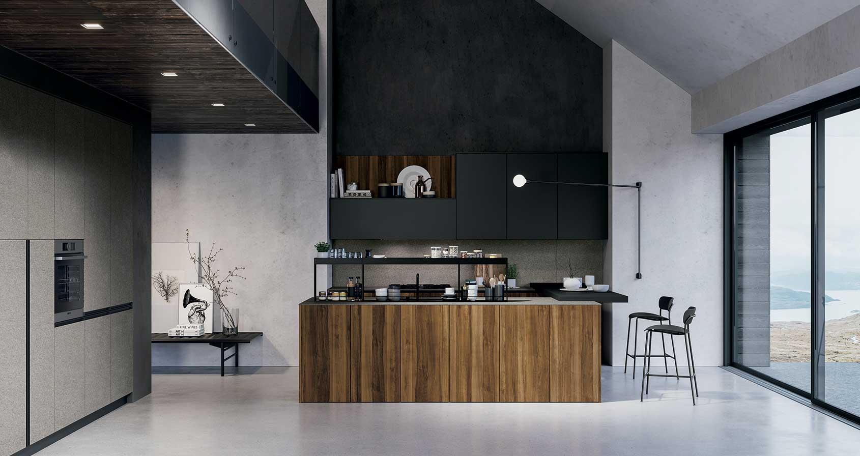 Diseño de cocinas Doimo Cucine